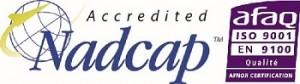 Accréditation NADCAP CP et Certification EN9100 V2016